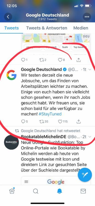 google for jobs deutschland jobsuche analyse tipps tricks f r bewerber und arbeitgeber icr. Black Bedroom Furniture Sets. Home Design Ideas