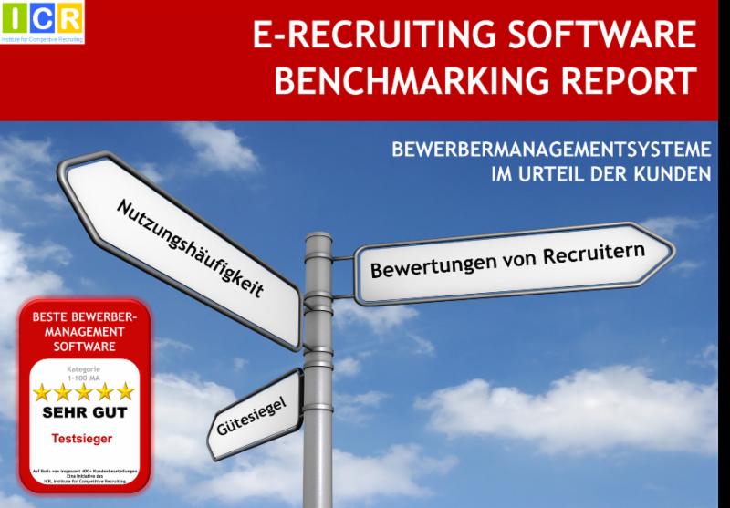 Deutschlands Beste Bewerbermanagement Software 2015 Icr Institute